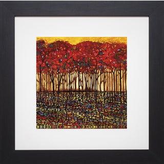 Smith 'Intricate Nature' Framed Artwork