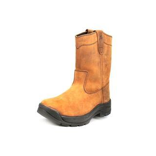 Lacrosse Men's 'QC Wellington Plain Toe' Leather Boots