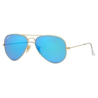 Ray-Ban Unisex 'RB3025' Aviator Sunglasses