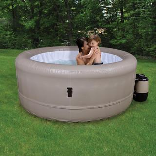 Simplicity 65-inch Inflatable Spa