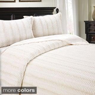 Luxe Soft Faux Fur Blanket