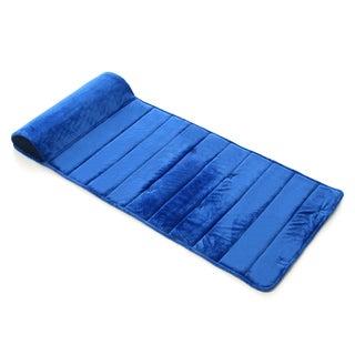 My First Mattress Blue Toddler Nap Mat