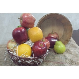 Small Deluxe Assorted Fruit Basket (9 Pounds)