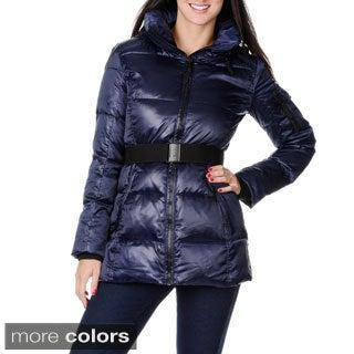 S13/NYC Women's 'New Powder' Down Jacket