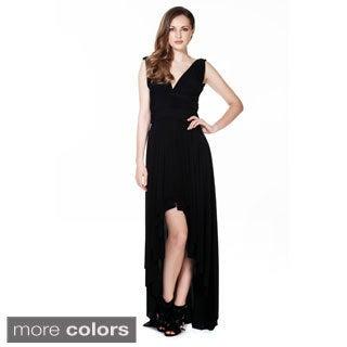 Von Ronen New York Women's High-Low Transformer Dress One Size Fits 0-12