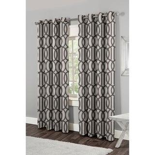 Trincity Grommet Top 84-inch Curtain Panel Pair