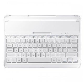 """Samsung Keyboard/Cover Case for 12.2"""" Tablet - White"""