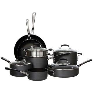Simply Calphalon 12-piece Cookware Set
