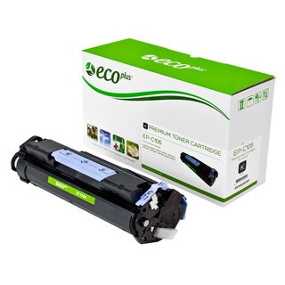 Ecoplus Canon EPC106 Re-manufactured Black Toner Cartridge