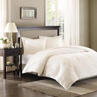 Premier Comfort Polar Fur 3-Piece Comforter Set