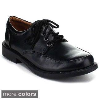 School Rider Boys 'Jackie-350E' Oxford Shoes