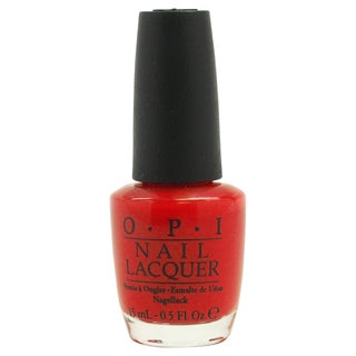 OPI Too Hot Pink to Hold 'Em Nail Lacquer