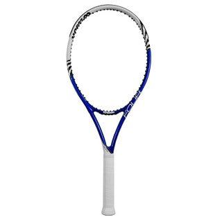 Wilson Four BLX Blue and White Tennis Racquet