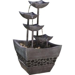 Rockridge 31-inch 4-tier Fountain
