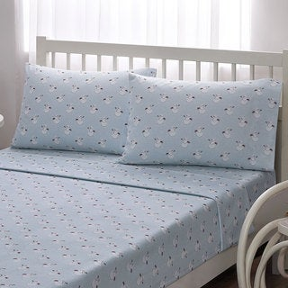 Brielle Flannel Sheet Set and Pillow Case Separates