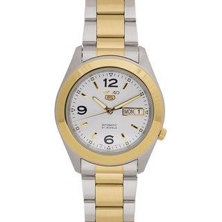 Seiko Men's SNKM80 5 Series Watch