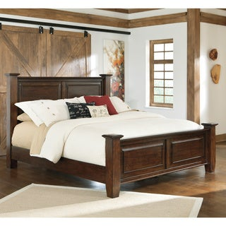 Signature Design by Ashley Hindell Park Poster Bed