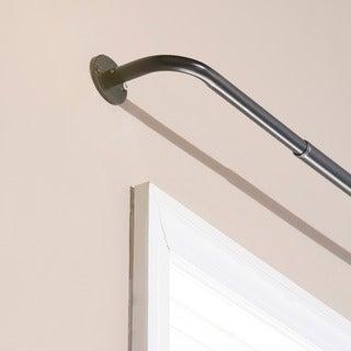 Wraparound Blackout Curtain Rod