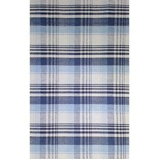 Royal Beige/Blue Rug (8 x 10)