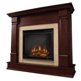 Real Flame G8600E-DM Silverton Electric Fireplace