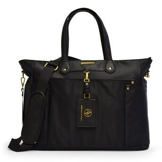 Adrienne Vittadini 17-inch East/ West Laptop Tote