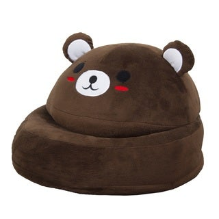Critter Cushions Bear Children's Chair
