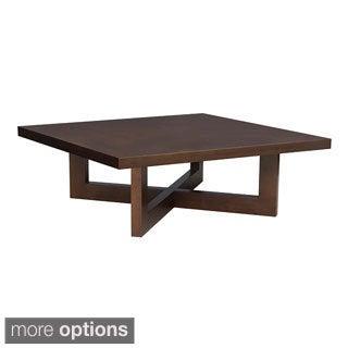 Regency 37-inch Chloe Square Veneer Coffee Table