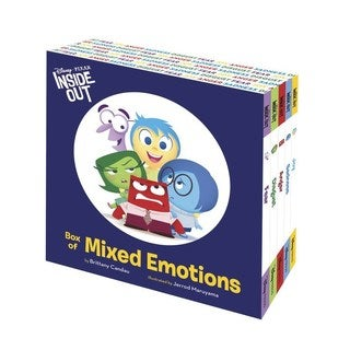 Inside Out Box of Mixed Emotions (Hardcover)