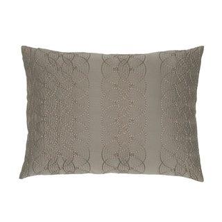 Modern Living Mercer Embroidered Circle Throw Pillow