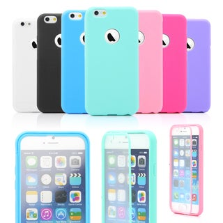 Gearonic Wrap Up Case w/ Built in Screen Protector For Apple iPhone 6