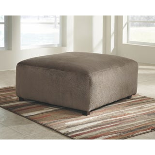 Signature Design by Ashley Jessa Place Dune Oversized Accent Ottoman