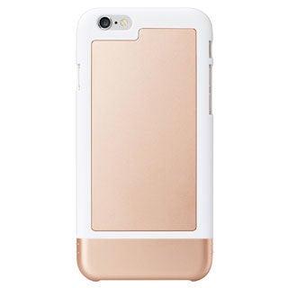 INSTEN TriTone Customized Hard Rubberized Matte PC Slim Protector Case for Apple iPhone 6 4.7-inch