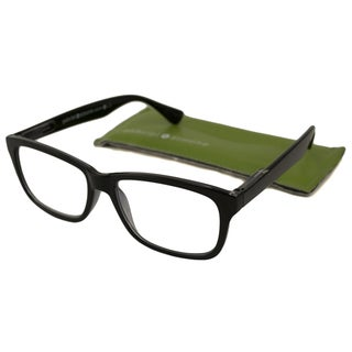 Gabriel + Simone Men's/ Unisex Jules Rectangular Reading Glasses
