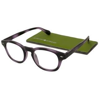 Gabriel + Simone Women's Paige Rectangular Reading Glasses
