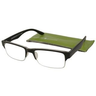 Gabriel + Simone Men's Eliott Rectangular Reading Glasses