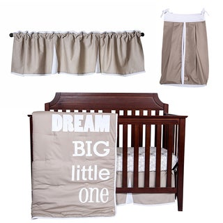 Trend Lab Dream Big Little One 5-piece Crib Bedding Set