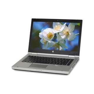 HP EliteBook 8460P Core i5 2.5GHz 4096MB 250GB 14.1-inch DVD/CD-RW Windows 7 Pro Laptop Computer (Refurbished)