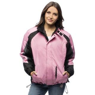 Mossi Women's Pink 'Serenity' Outdoor Jacket