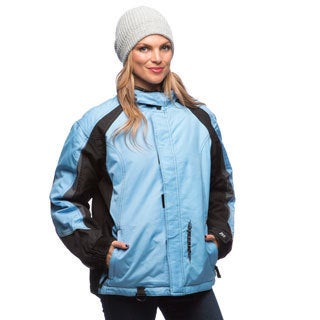 Mossi Women's Light Blue 'Serenity' Outdoor Jacket