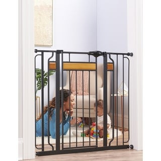 Regalo Home Accents Extra Tall Walk-thru Gate