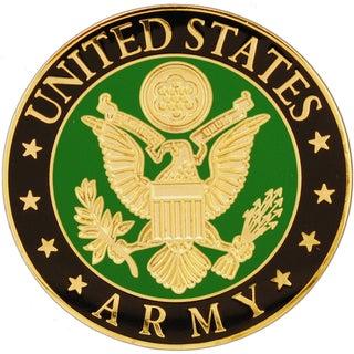 United States Army Logo Pin