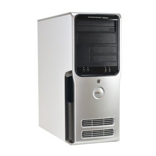 DELL Dimension T9200 Intel Core2Duo 1.8GHz 2GB 320GB DVD-CDRW Windows 7 Professional Midtower Computer (Refurbished)