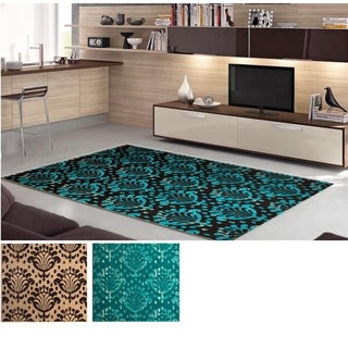 Demi Floral Area Rug (7'9 x 11')