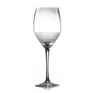 Fitz and Floyd Daphne Wine Glasses - Set of 4