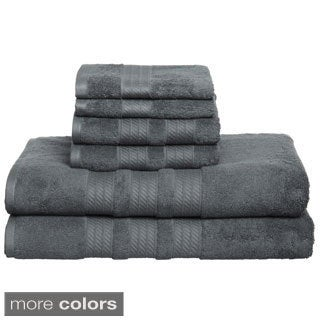 Campari Egyptian Cotton 6-piece Towel Set