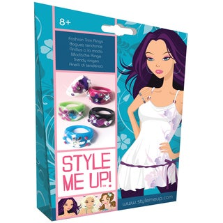 Style Me Up Fashion Trim Rings Kit