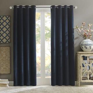 Madison Park Signature Katherine Cotton Velvet Curtain Panel