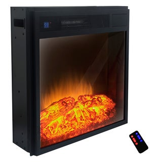 AKDY 23-inch AK-EF052R Free Standing Indoor Heater Electric Fireplace