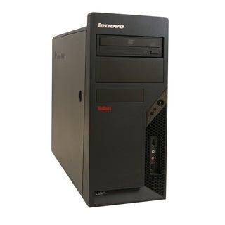 Lenovo ThinkCentre M58 Intel Core2Duo 2.33GHz 2GB 250GB DVDRW Microsoft Windows7 Professional (64-bit) MT Computer (Refurbished)