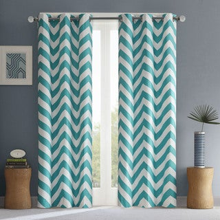 Intelligent Design Pisces Curtain Panel Pair